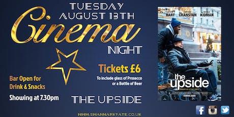 CINEMA NIGHT - The Upside tickets