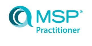 Managing Successful Programmes – MSP Practitioner 2 Days Training in Denver, CO