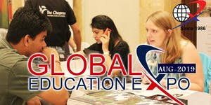 Global Education Expo 2019 AL Ain