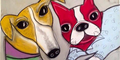Paint your Pet Workshop