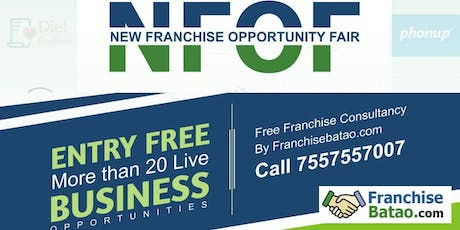 NEW FRANCHISE OPPORTUNITY FAIR tickets