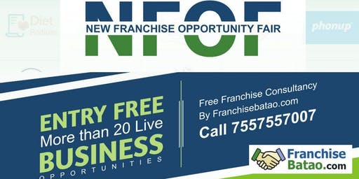 NEW FRANCHISE OPPORTUNITY FAIR