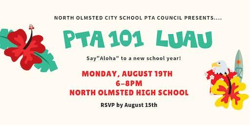 North Olmsted City Schools   PTA 101  LUAU