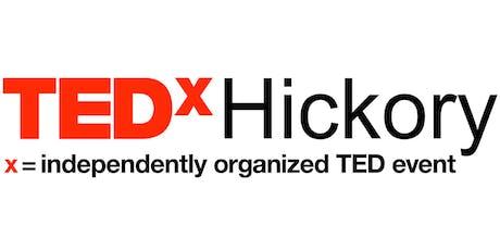 TEDxHickory 2019 tickets