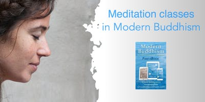 Meditation and Modern Buddhism - Monday lunchtime class in Aberdeen
