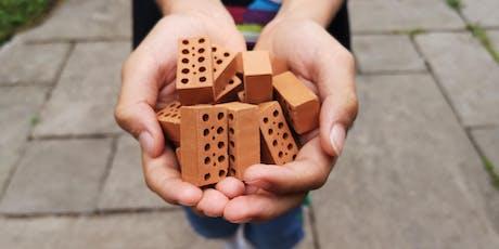 Creative construction: Junior Brick Lab (8-12 yrs) tickets