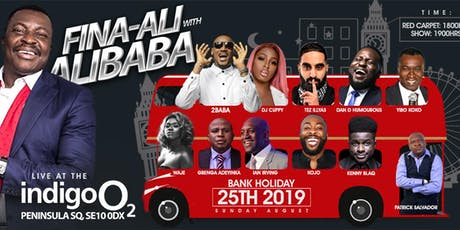 AliBaba , 2Baba , Tez ilays , Kenny Blaq , Kojo Anim , Waje at Indigo2 tickets