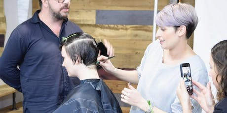 3 Day Hair Essentials Cutting Class in NJ, September 8-10 tickets