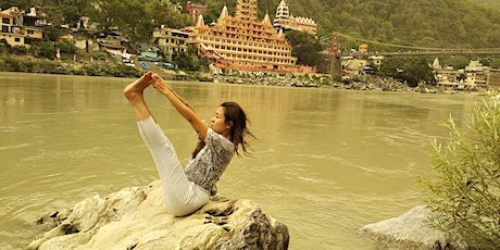 Yoga for Beginners Course in India tickets
