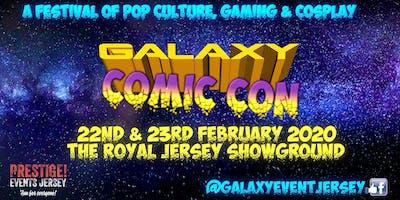 Galaxy Comic *** - Jersey
