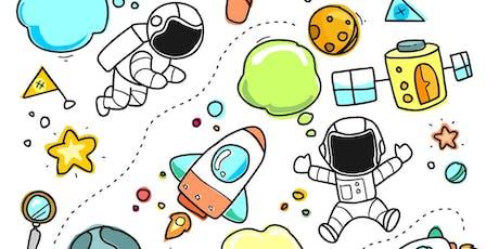 Space STEM Workshop tickets