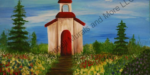 Little Country Church-Paint Night