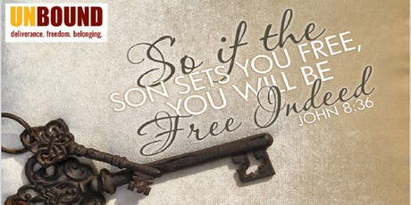 UNBOUND: Freedom in Christ Conference  (Oct 11 & 12) tickets