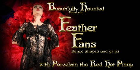 Feather Fans | Dance Shapes and Grips tickets
