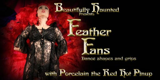 Feather Fans | Dance Shapes and Grips