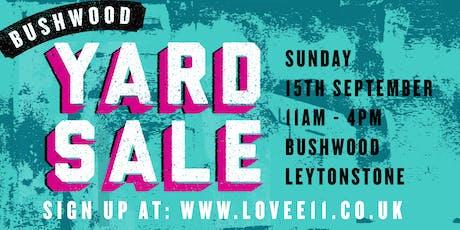E11 Yard Sale 2019 tickets