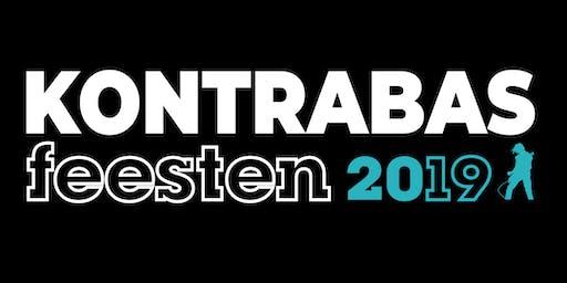 Kontrabasfeesten 2019 (vrijdag)