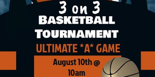 Summer Summit and 3 on 3 Basketball Tournament