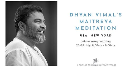 Maitreya Meditation week - New York
