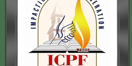 ICPF Bible Study  tickets