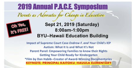 4th Annual PACE Symposium tickets