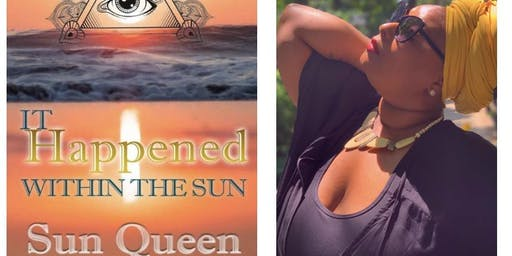 Sun Queen's Book Launch Celebration
