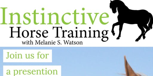 Presenting Positive Horse Training