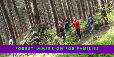 Forest Immersion for Families tickets