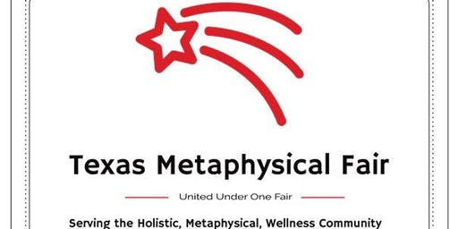 Texas Metaphysical Fair in Round Rock, Texas, October 13, 2019