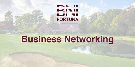 BNI Fortuna Business Networking tickets