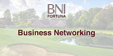 BNI Fortuna Business Networking tickets