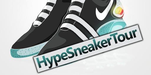 Hype Sneaker Tour