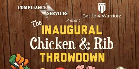 The Inaugural Chicken & Rib Throwdown tickets