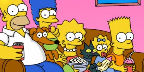 Up to 90 Live - Simpsons Special! tickets