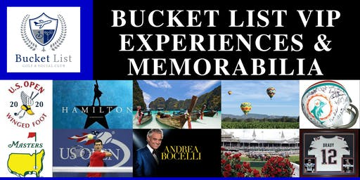 Summer Soiree White Party Bucket List VIP Experience