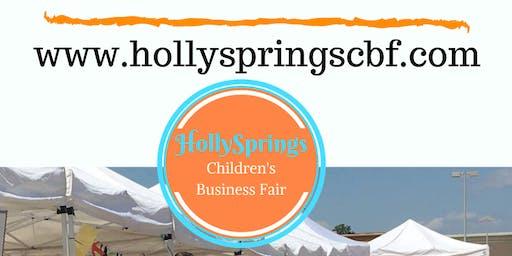 Holly Springs Children's Business Fair - 2019
