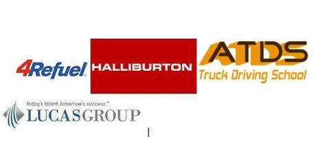 JOBS Lucas Group, 4Refuel, Halliburtion, ATDS Trucking  tickets