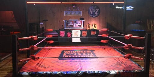 Midget Wrestling @ Romors Nite Club