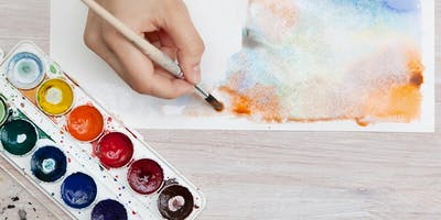 Watercolor Class - beginners welcome