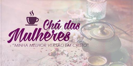 Chá de Mulheres -  Minha Melhor Versão em Cristo