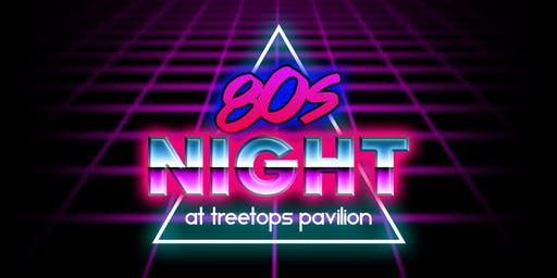 80s Night - Christmas Party Night