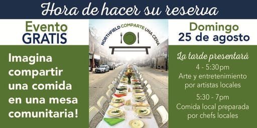 Northfield Comparte Una Cena