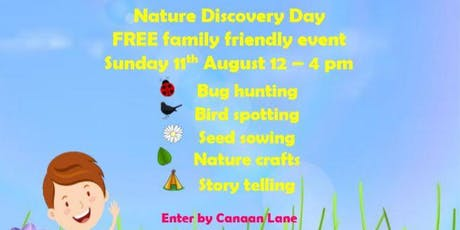 Nature Discovery Day tickets