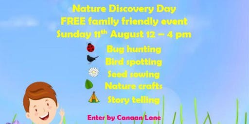 Nature Discovery Day