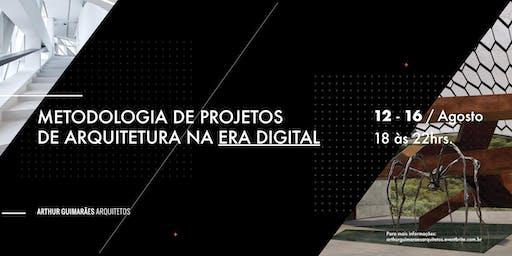 Workshop: Metodologia de Projetos de Arquitetura na Era Digital