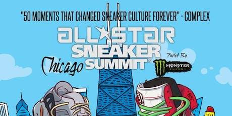 All-Star Sneaker Summit Chicago 2020 tickets