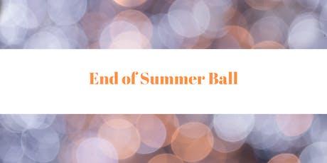End of Summer Ball tickets