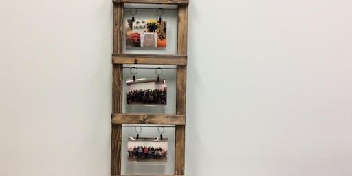 Photo Ladder Workbench