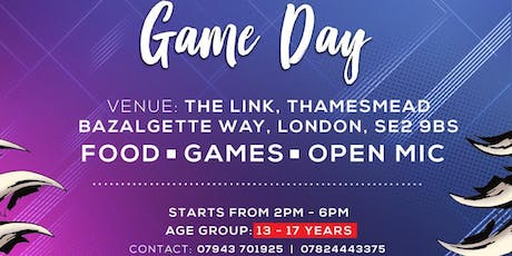 Unleashed Games Day tickets
