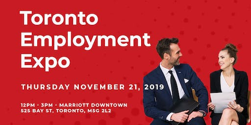 Job Fair | Toronto Employment Expo